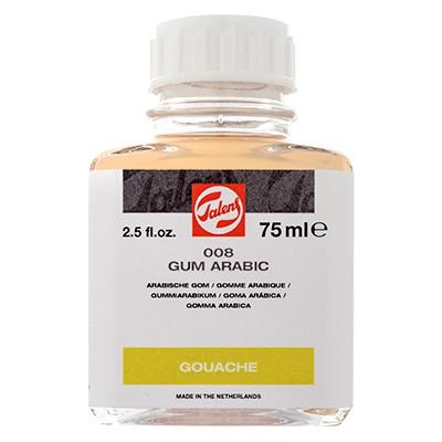 Guma arabska 008, rozcieńczalnik do gwaszy, Talens, 75 ml