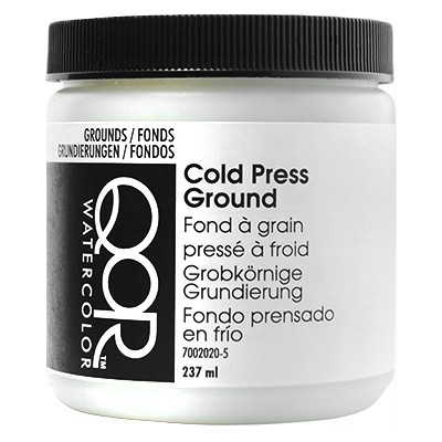 Cold Press Ground do farb QoR