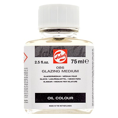 Medium do laserunku - glazing medium 086, Talens, 75 ml