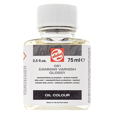 Werniks damarowy z połyskiem 081, Talens, 75 ml