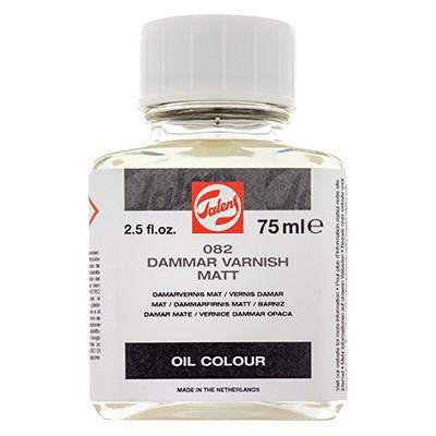 Werniks damarowy matowy 082, Talens, 75 ml
