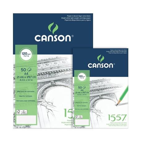 Szkicownik Canson 1557 120g