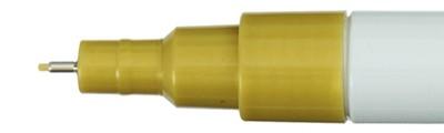 101 Gold, pisak akrylowy Acrylista Kuretake