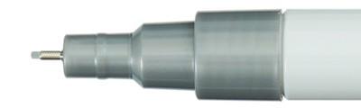 102 Silver, pisak akrylowy Acrylista Kuretake