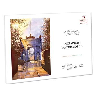watercolour palazzo milan
