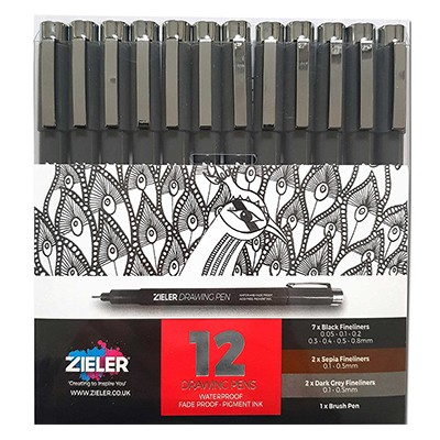 drawing pen zieler