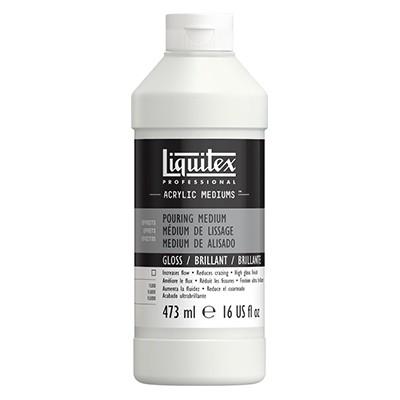 Pouring medium do farb akrylowych
