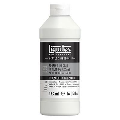Pouring medium iridescent Liquitex