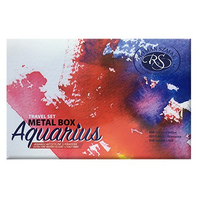 aquarius travel set