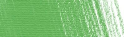 P460 Emerald green, pastel sucha w kredce Derwent