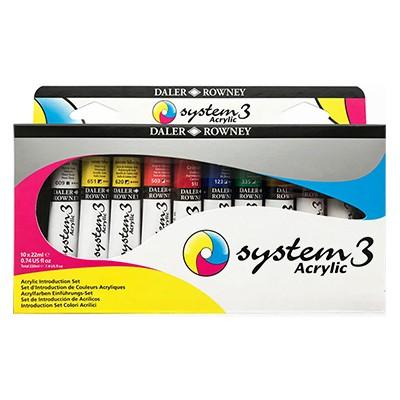 system 3 daler rowney