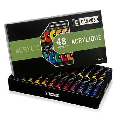 Farby akrylowe Campus raphael