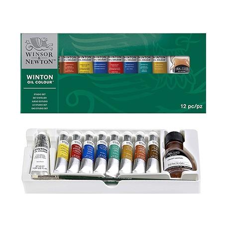 farby olejne winton WN