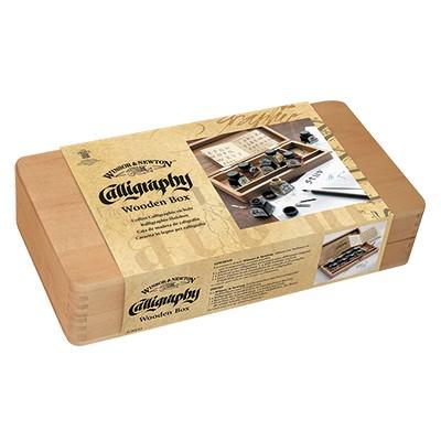 Winsor & Newton Ink Wooden box