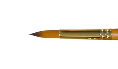 Pędzel Gold Pearl nr 12