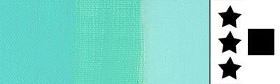661 Turquoise green, farba akrylowa Talens Amsterdam 20 ml