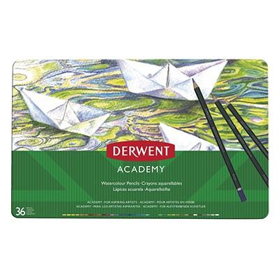 Kredki Academy Watercolour Derwent