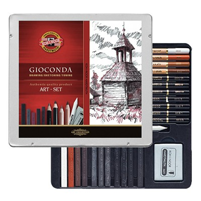 Gioconda koh i noor art set