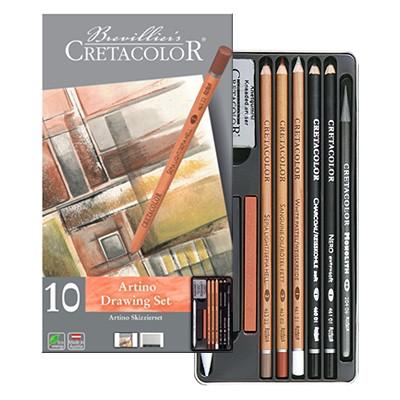 zestaw artino cretacolor
