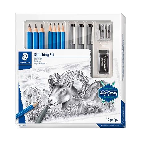 Zestaw szkicowy Sketching Set Staedtler