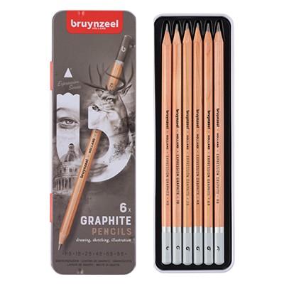 Zestaw ołówków Expression Bruynzeel