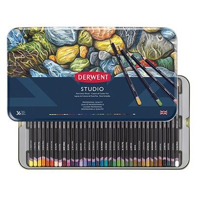 Kredki rysunkowe Studio Derwent 36