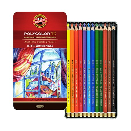 polycolor 12 kin metal