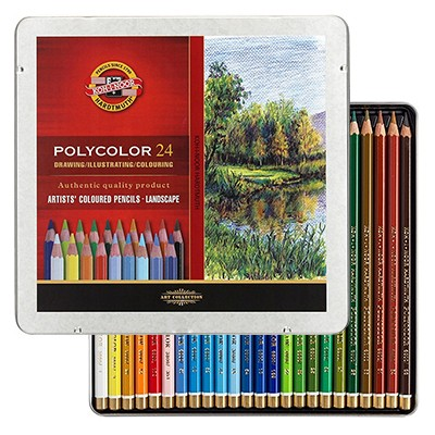 polycolor landscape kin 24