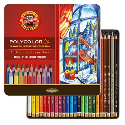 polycolor kin 24
