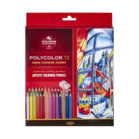 polycolor koh i noor 72