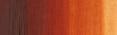 074 Burnt sienna farba olejna Winton 200ml