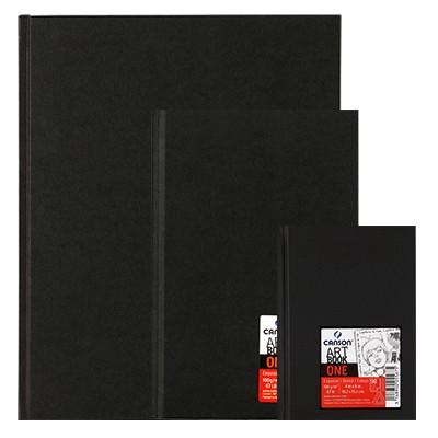 Szkicownik One, Canson, 100 kartek 21,6 x 27,9 cm, 100g