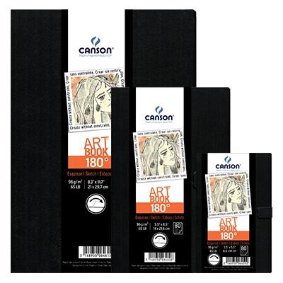 Szkicownik Artbook 180 canson