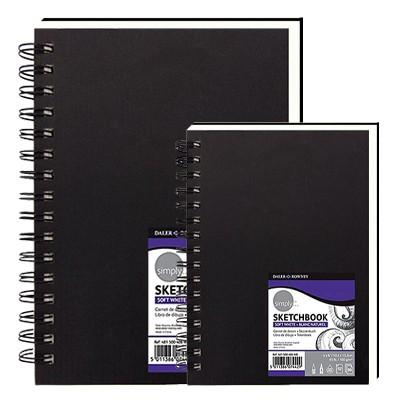 sketchbook simply daler rowney