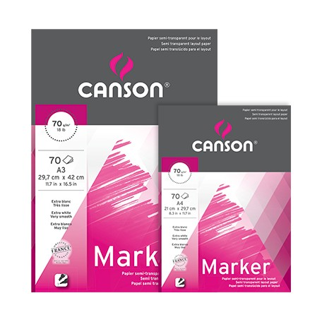 Canson Marker Layout