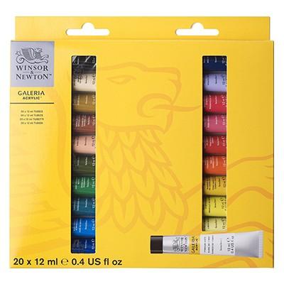 Farby akrylowe Galeria 20