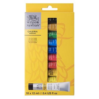 Farby akrylowe Galeria 10