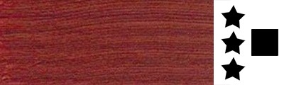 076 Czerwień Angielska, farba olejna For Art 20 ml