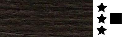 049 Czarny Avorio, farba olejna For Art 20 ml