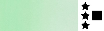 747 Warm green, farba akwarelowa White Nights