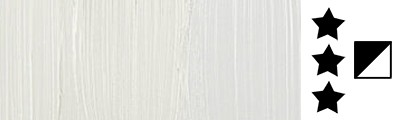 117 S1 Zinc white (linseed oil), farba olejna Rembrandt 40 ml