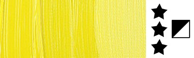 254 S3 Permanent Lemon Yellow, farba olejna Rembrandt 40 ml