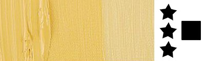 223 S2 Naples yellow deep, farba olejna Rembrandt 40 ml