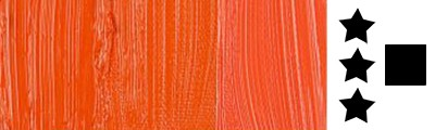 303 S4 Cadmium red light, farba olejna Rembrandt 40 ml