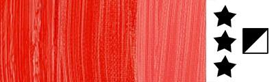 377 S3 Permanent Red Medium, farba olejna Rembrandt 40 ml