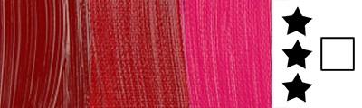366 S3 Quinacridone Rose, farba olejna Rembrandt 40 ml