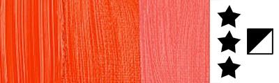 370 S3 Permanent Red Light, farba olejna Rembrandt 40 ml