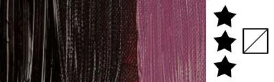 323 S3 Burnt Carmine, farba olejna Rembrandt 40 ml