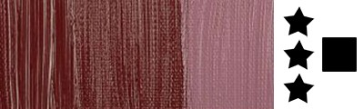 344 S1 Caput Mortuum Violet, farba olejna Rembrandt 40 ml