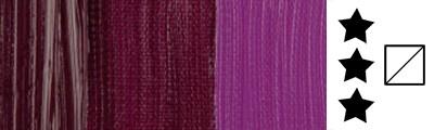 537 S3 Permanent Violet Medium, farba olejna Rembrandt 40 ml